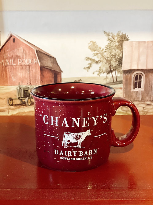 Burgundy Coffee Mug
