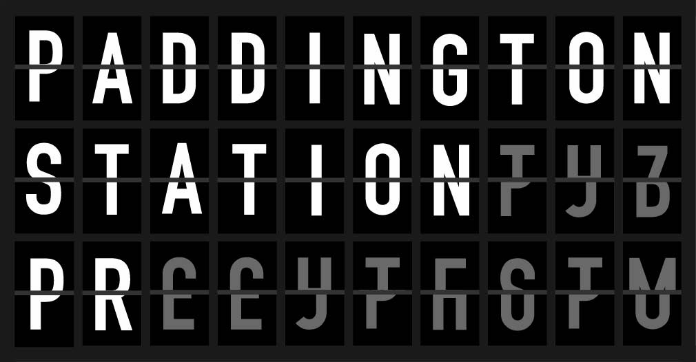 Paddington Station PR