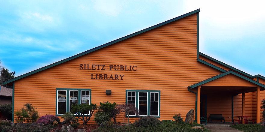 Siletz Public Library