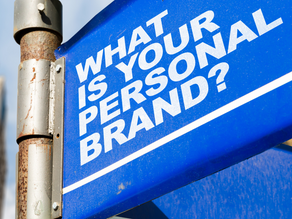 Create Your Personal Brand and Standout!