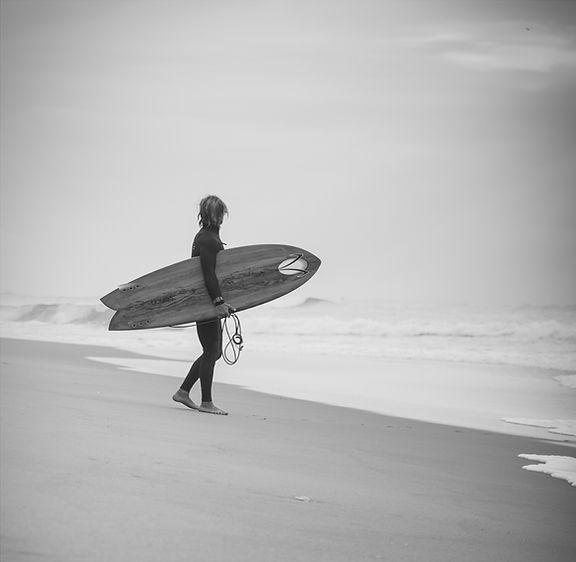 Surfen in Frankreich - surf coaching