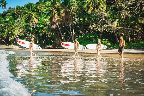 surfcamp santa teresa