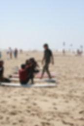 Surfschule in Frankreich