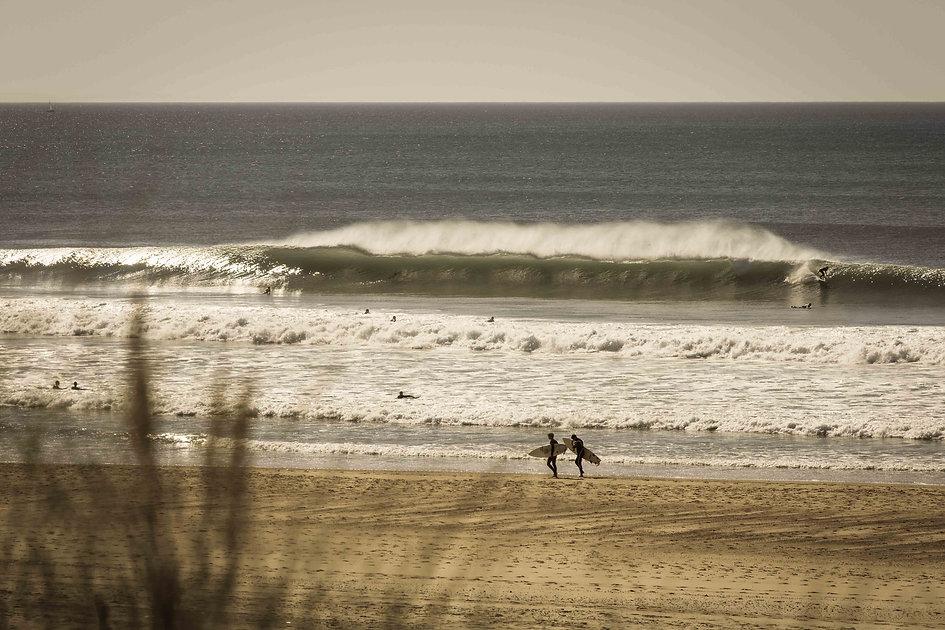 surfing camp france hossegor