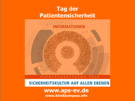(Welt-) Tag der  Patientensicherheit 17.09.2021 #wtps #tagderpatientensicherheit #patientsafety