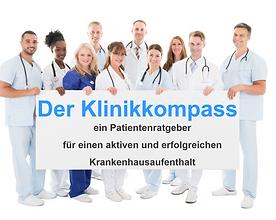 Krankenhausaufenthalt-Patientenwegweiser