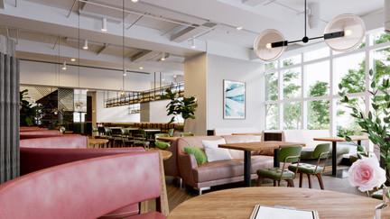 Resto Dining Area