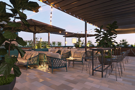 Resto Bar Terrace