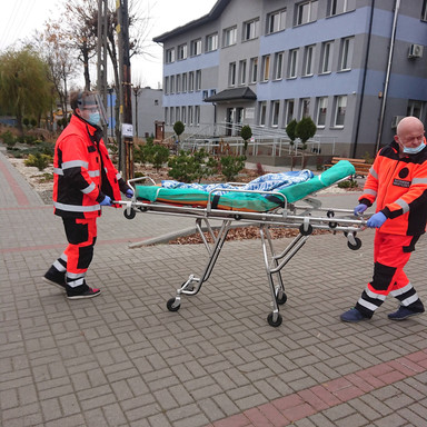 Tani transport medyczny - Radomsko