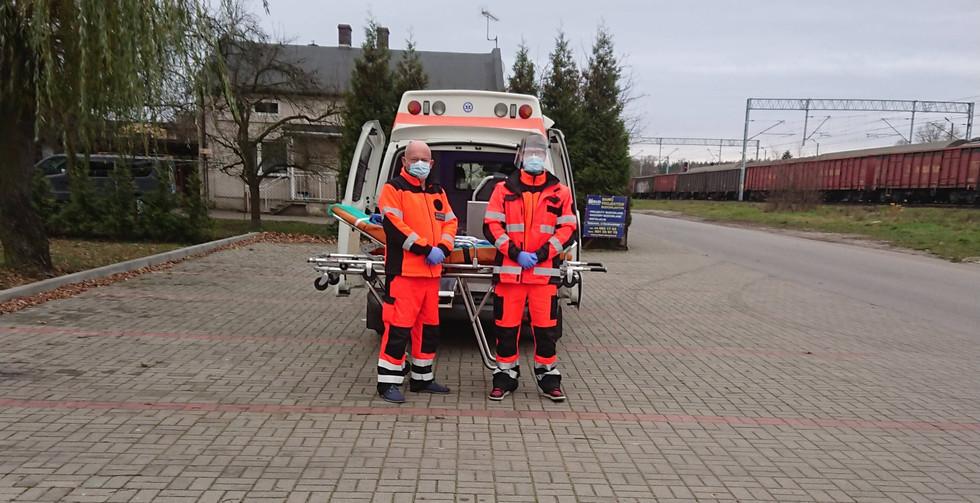 transport medyczny województwo łódzkie