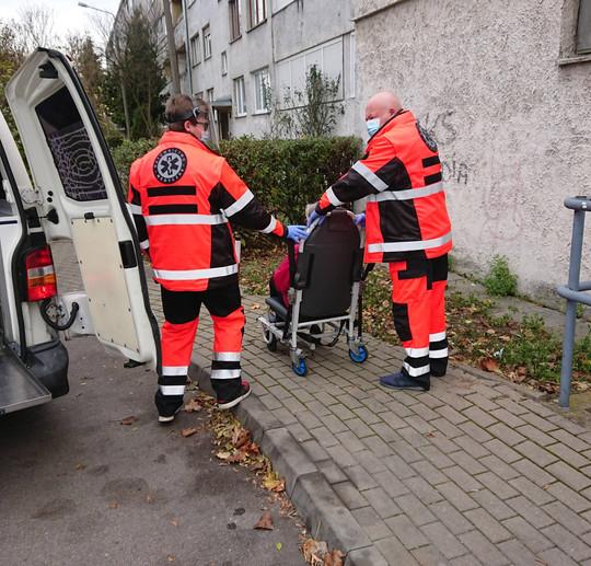Transport medyczny w Piotrkowie Trybunalskim