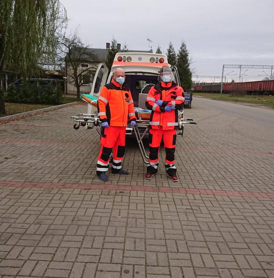 Transport sanitarny - Tomaszów Mazowiecki