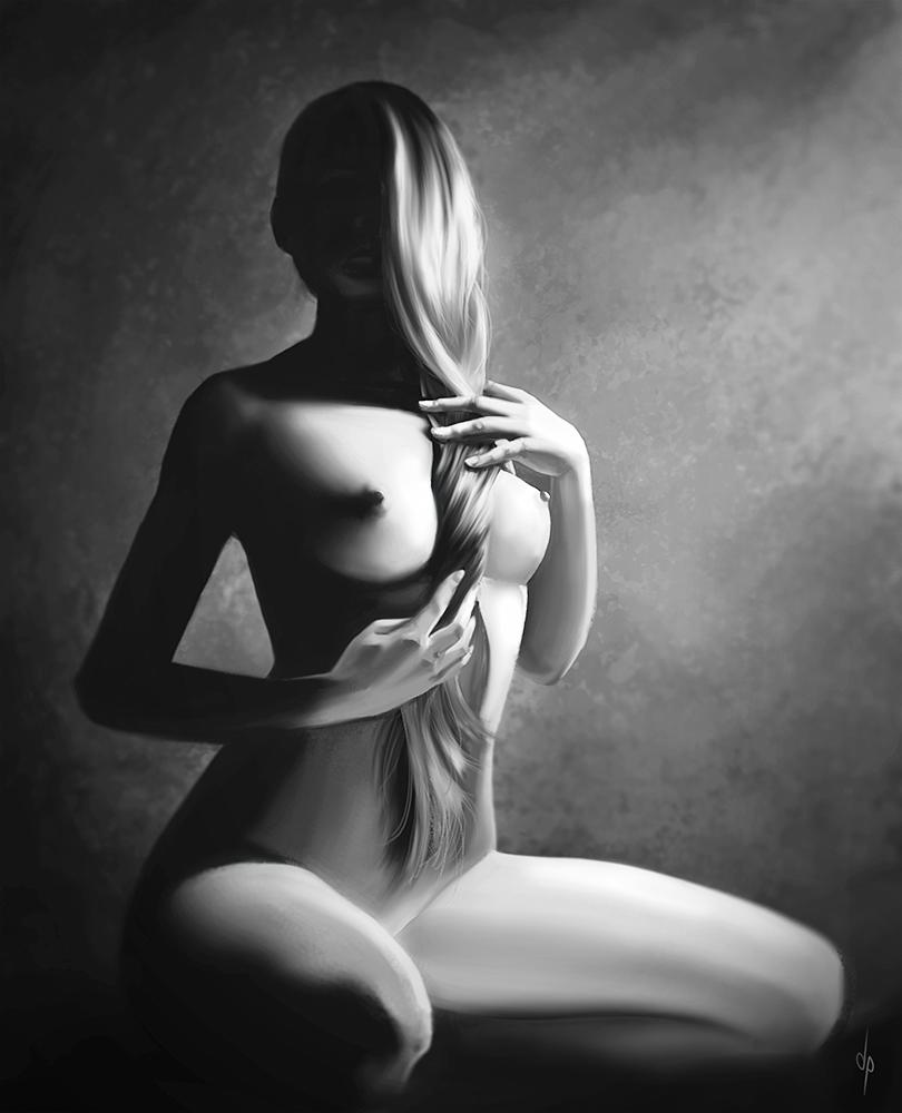 Cuerpo femenino 3 (Mini)
