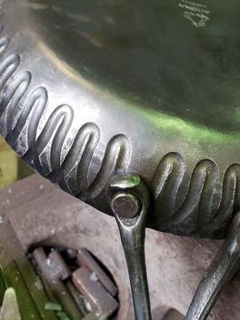 "12 ¼"" Artisan French Skillet - $395"