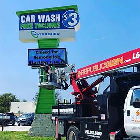 Watershed Carwash - New Braunfels, TX