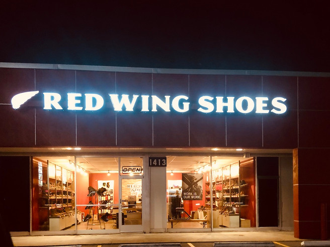 Red Wing Shoes - San Antonio