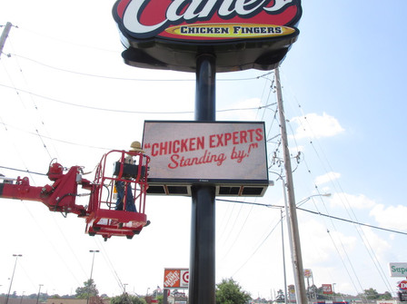 Canes Chicken Fingers