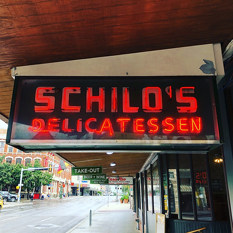 Schilo's - Oldest Restaurant in San Antonio