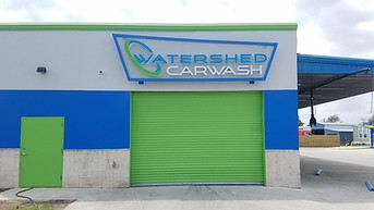 Watershed Carwash - New Braunfels, TX