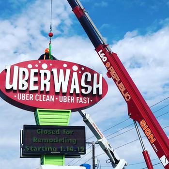 Uber Wash - New Braunfels, TX