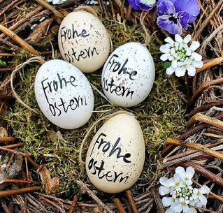 Frohe Ostern 🌸