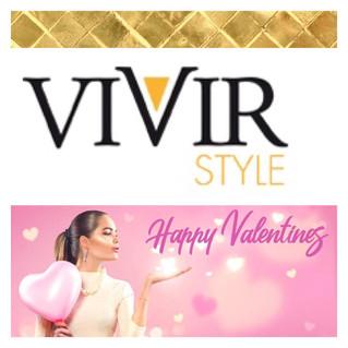 Einen schönen Valentinstag wünscht das Team von Vivir Style !!!