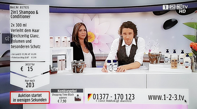 Beauty Expertin 123TV