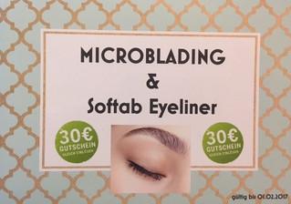 Microblading & Softab Eyeliner
