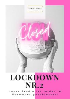 Neuer Lockdown im November
