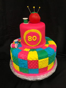 Crafter's Cake