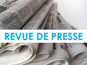 Revue de presse du 20/05/2021