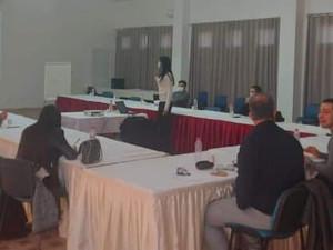 Formation  en commercialisation  électronique à l'ISFMT Hammamet
