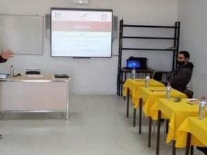 Formation en maintenance préventive  au CFT Djerba
