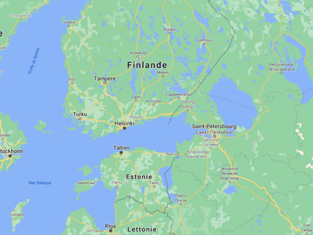 Baltic/Finnish Tour - planning et détails