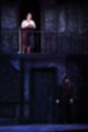 Don Giovanni - The Ohio State University - Scene Design by Joshua Quinlan