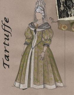 Tartuffe - Pernelle
