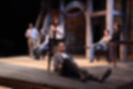 Don Giovanni - The Ohio State University - Scene Design by Joshua Quinlan