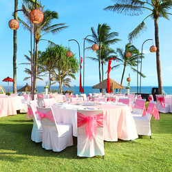 Island destination wedding
