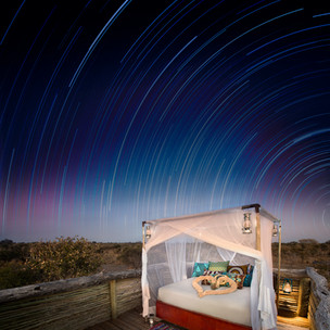 Skybed under the stars