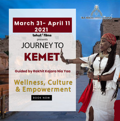 Ra Sekhi Arts Temple Journey to Kemet