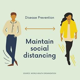 Green Disease Prevention Instagram Post