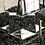 Thumbnail: Izzy 5pc. Dining Set w/ Black Chairs