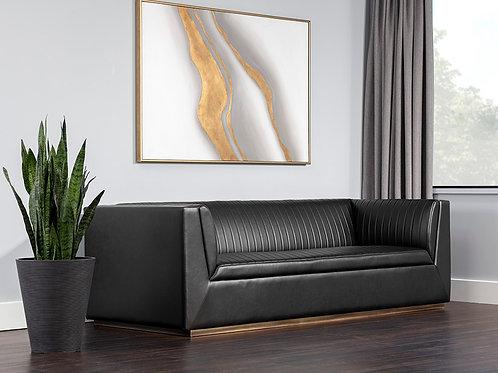 Bradley Sofa - Vintage Black