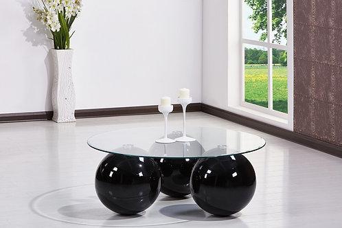 Modern Style Black Coffee table