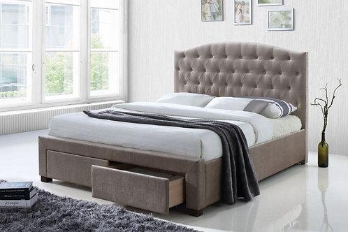 Denise Queen Bed w/Storage