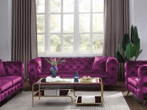 Atronia Sofa and Chair 3pc Set