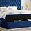 Thumbnail: Queen Velvet Tufted Storage Bed