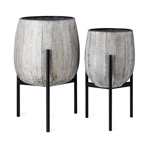 Taylor Planters - Set of 2