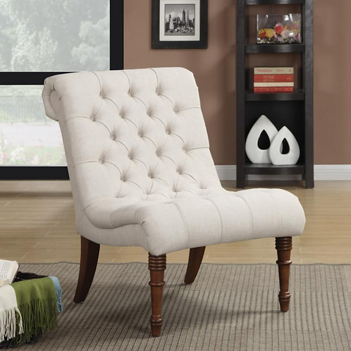 Oatmeal Accent Chair