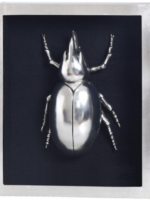 Silver Beetle II